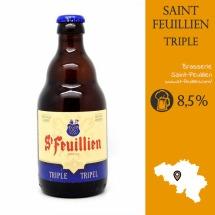 La Triple de Saint-Feuillien, dans le Hainaut Belge